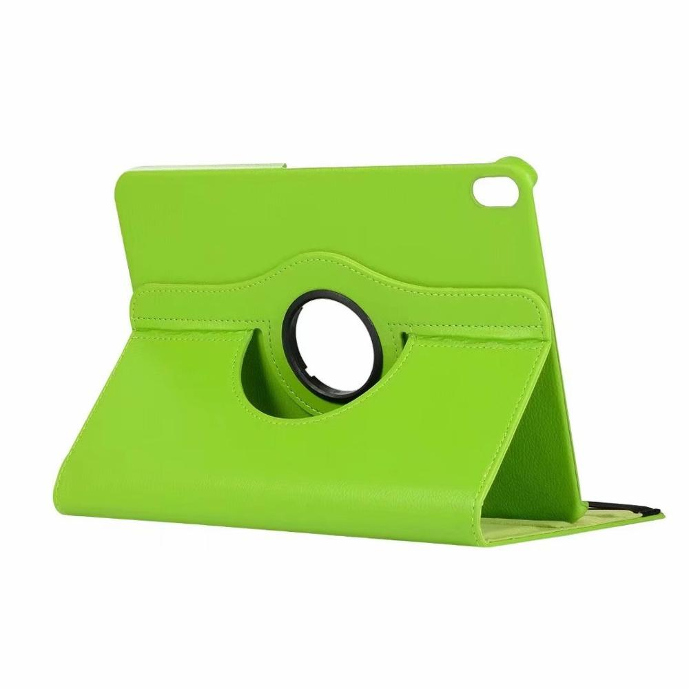 Stand 360 Degree Rotating Litchi Flip Tablet PU Leather Cover Case For <strong>iPad</strong> Pro 12.8 inch 2018 Release
