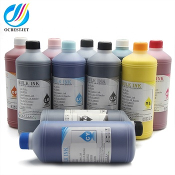 Ocbestjet 1000ML/Bottle Universal Pigment Ink For Canon iPF 6400 6450 6410 6460