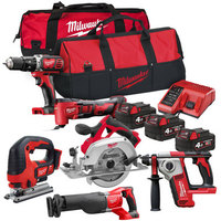 Highest Sales Milwaukee M18 18V Cordless 15-Piece Combo Kit
