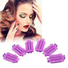 36pcs Reusable Cold Wave Perm Rod Corn Hair Hairdressing Clip Curler DIY Hair Styling Tool for Salon Travel Home