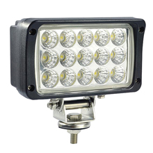5 inch <strong>Auto</strong> rectangular R112 led driving lights for Tractors Forklifts 45W 4x4 off road led light for long range LED work light