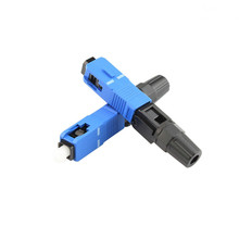 Fiber Optic SC UPC Quick / FAST CONNECTOR/ Optical Connector