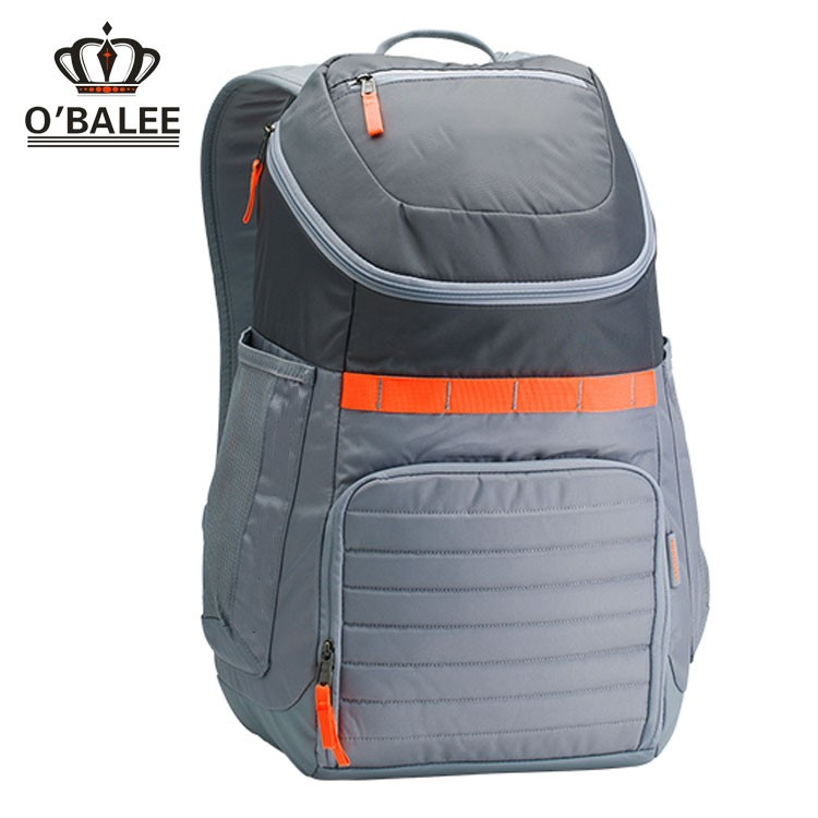 Large capacity OEM ODM light weight multifunctional extreme basketball shoe compartment waterproof nylon outdoor sports backpack