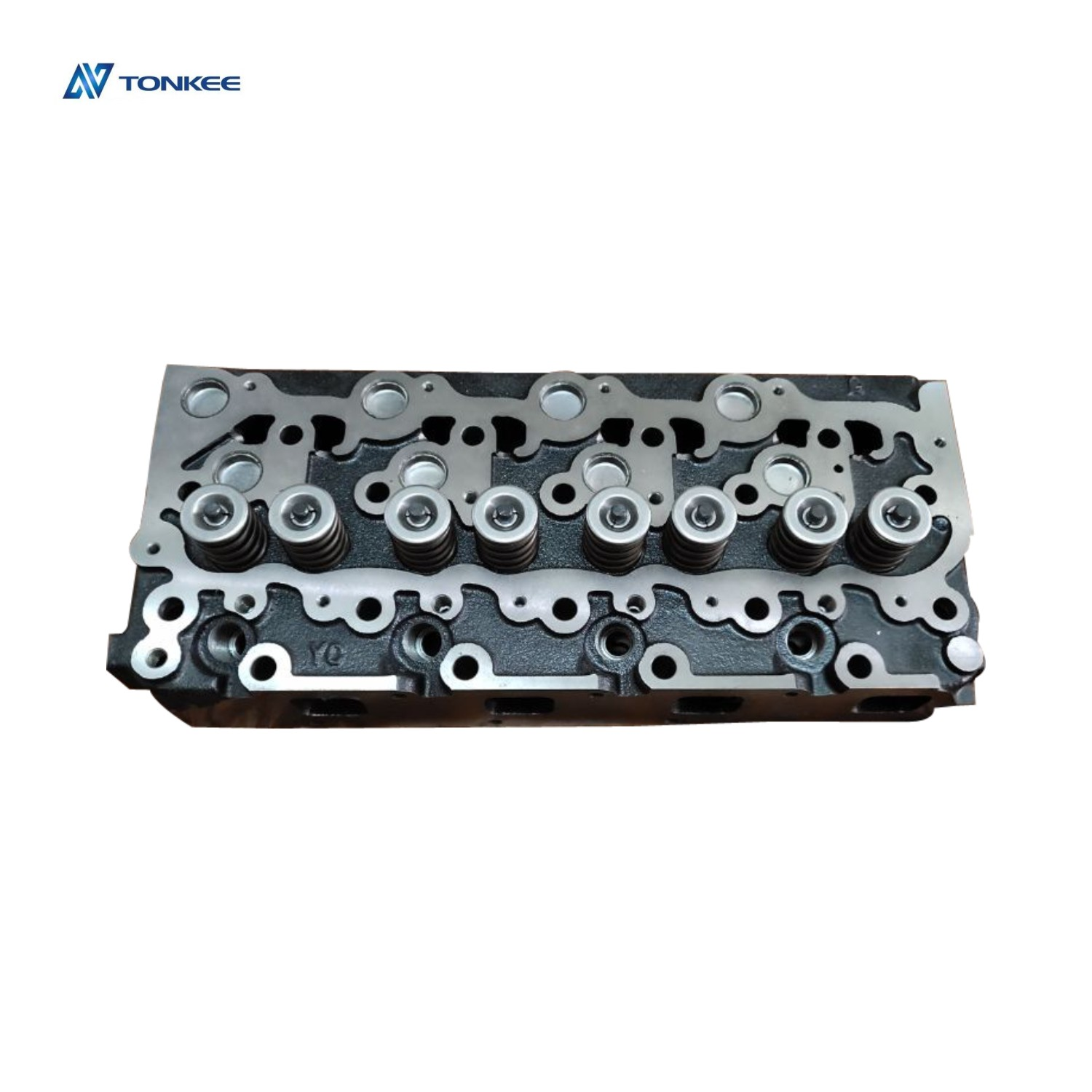 Construction Machinery Parts Brand new domestic cylinder head assy  V2403 cyinder head assy suitable for V2403 excavator engine