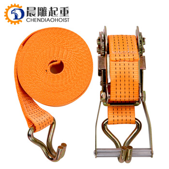 25mm 1inch Wholesale Mini Endless Loop Polyester Tie Down Lashing Ratchet Strap Tension Belt without hooks for cargo