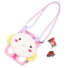 Children Plush Portable Backpack Cartoon <strong>Bags</strong> Kids Animal Back Pack Cute Child Schoolbag for Kindergarten Girls and Boys Gift