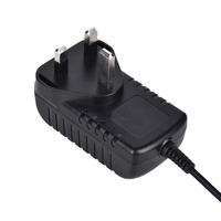 uk au CE RCM approved 12v 2a router ac adapter with UL/CUL FCC TUV CE ROHS RCM C-Tick for router