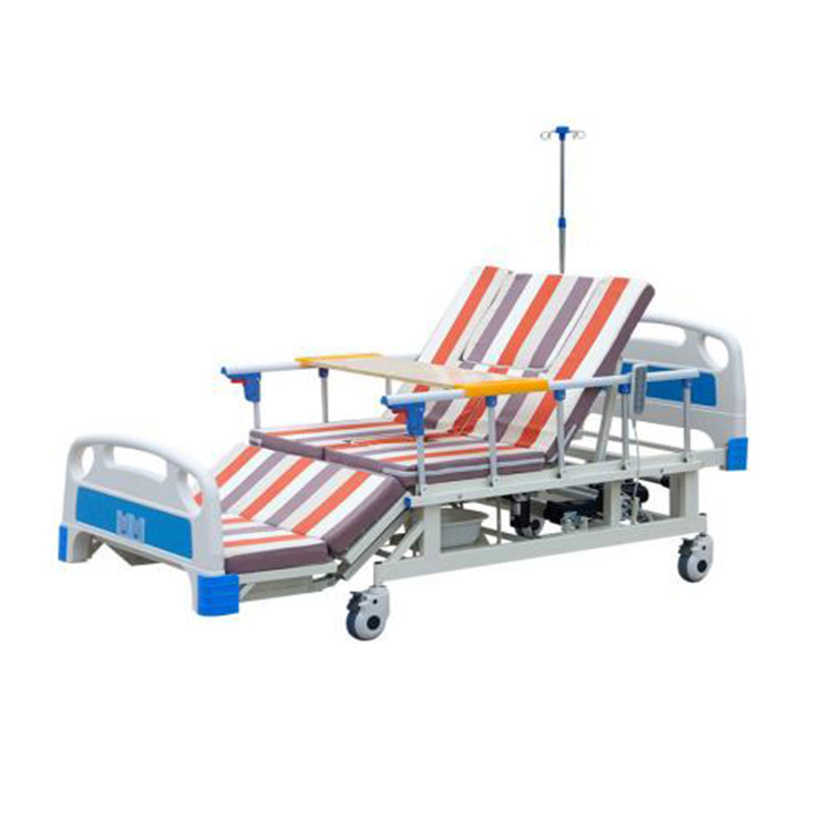 <strong>H001</strong> Manual Muti Functions Turn Over Patient Elderly Nursing Bed for Home use