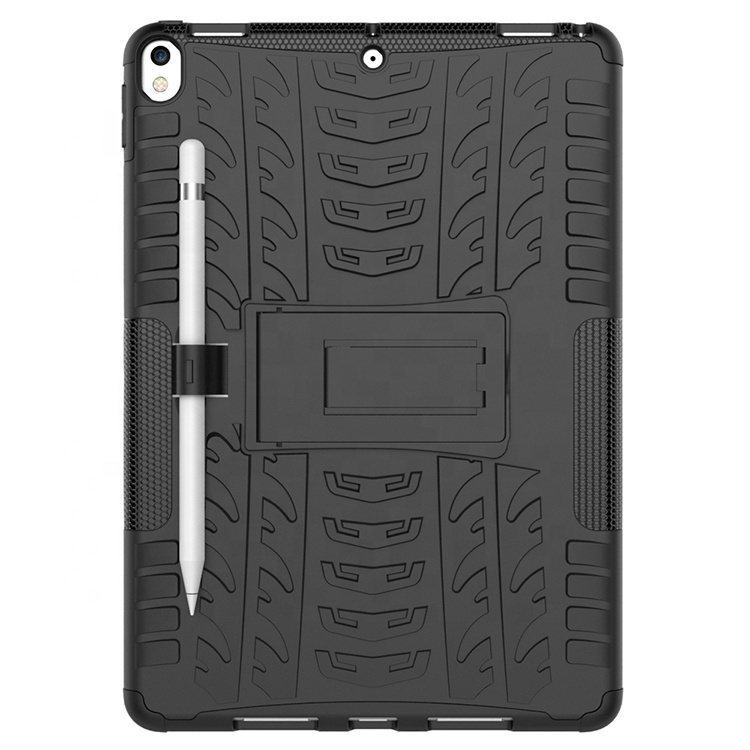 Hybrid waterproof phone cover case for <strong>ipad</strong> pro 10.5 inch case kickstand dazzle phone case for <strong>ipad</strong> pro 10.5