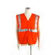 LED Hi Vis Airport Safety Vest Reflective Work Outdoor Vest For Men