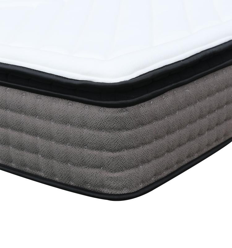 D40 Diglant high quality latex 5 star inflatable pocket spring bedroom 12 inch queen king xxxn foam memory hotel mattress - Jozy Mattress | Jozy.net