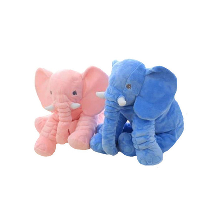 Sample Free Large animal body pillow Elephant <strong>Plush</strong>