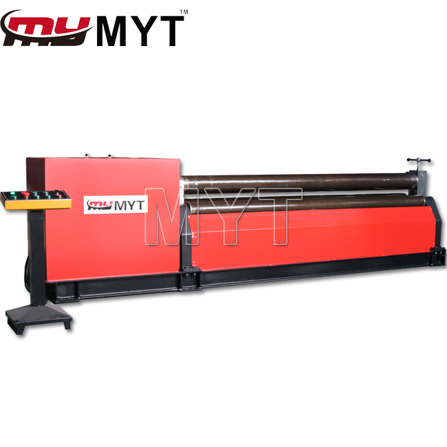 MYT company <strong>W11</strong>-6X2500 metal sheet 3-roller bending <strong>machine</strong>