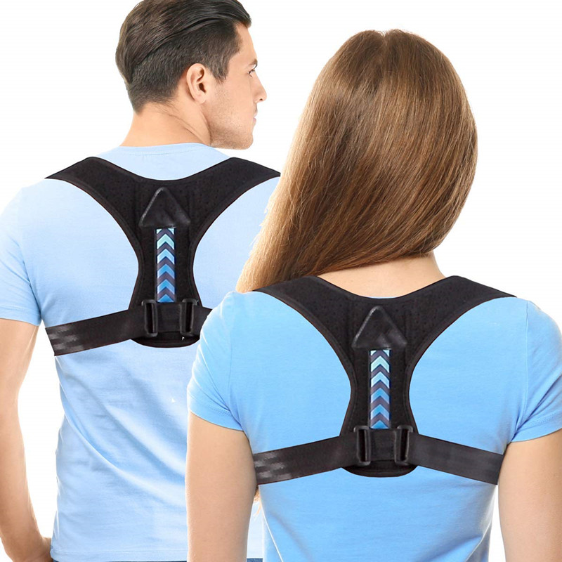 Hot Selling Posture Support Strap Back Brace Posture Corrector For <strong>Men</strong> Women