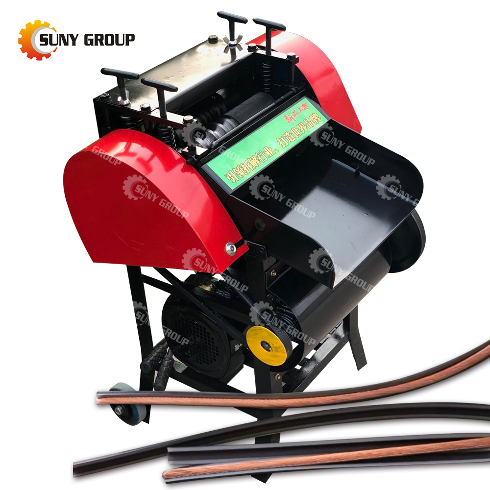High Quality Machine Of Scrap Copper Wire Stripping <strong>Equipment</strong>