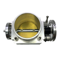 Aluminum billet anodized car engine universal VQ35TPS throttle body 70mm throttle body