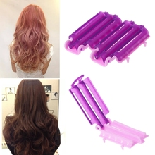 1 Box 36pcs Hairdressing Styling Wave Perm Rod Corn Hair Clip Curler Maker DIY Tool New Style Hot
