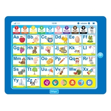 Language OEM funny educational learning pad tablet study laptop toys for preschool <strong>kids</strong>