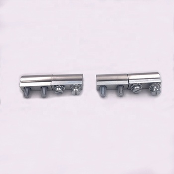 Haitan HL057-2 stainless steel surface galvanized steel hinge