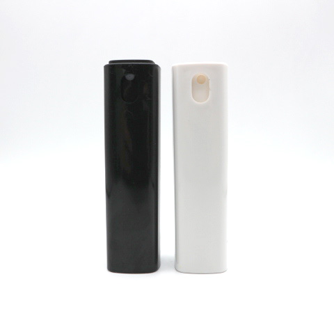 Sale <strong>PP</strong> and glass square pocket 10ml perfume atomizer spray bottle