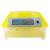 Automatic Egg Incubators China DL-48 Fully Hatchery Machine Mini  Auto Turn for Duck Pigeon Quail Parrot