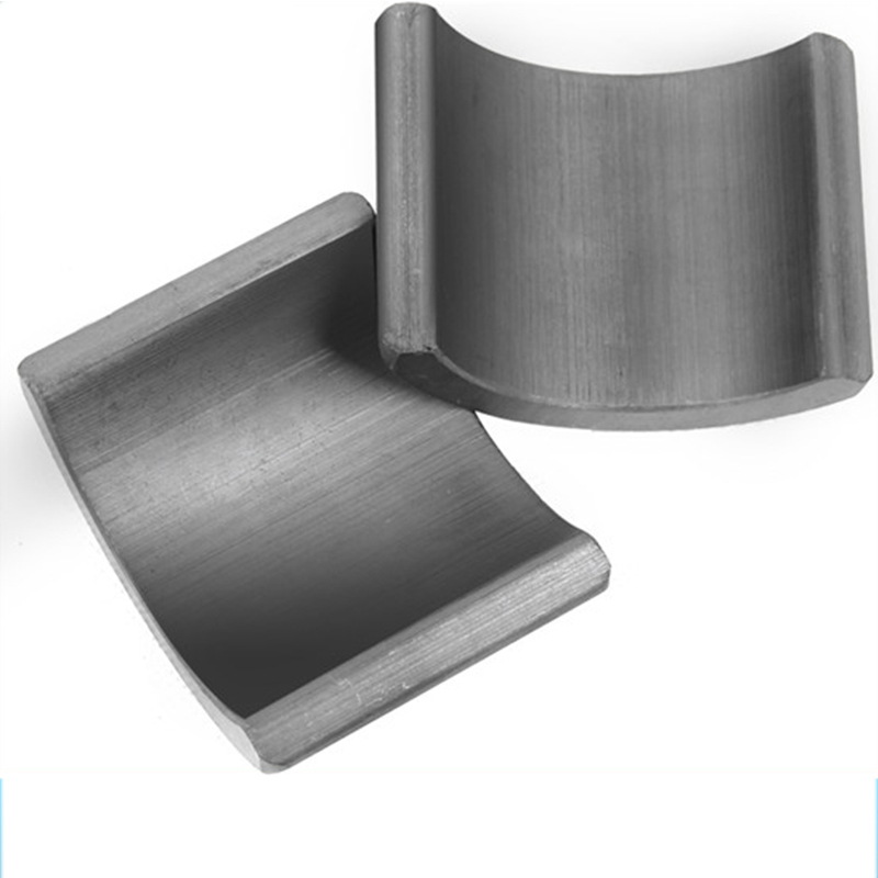 High Quality Strong Pull Force Arc Shaped Hard Ceramic <strong>Magnets</strong> Craft Motors <strong>Magnets</strong> for Sale