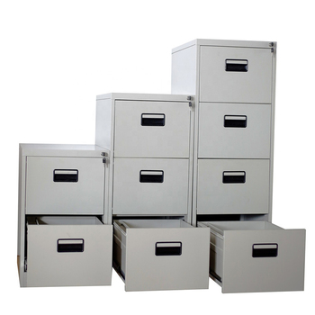 2 3 4 drawer layers metal steel filing cabinet cheap price