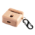 Factory wholesale customize carving wooden cover for airpods case wood