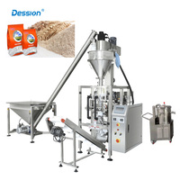 cassava flour processing packing machine for powder pouch making