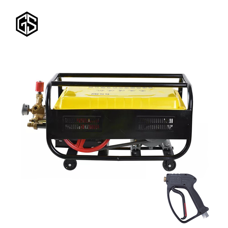 3000w 22L/min hot water high pressure washer <strong>germany</strong> <strong>nozzle</strong>