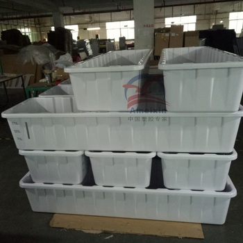 OEM White Color Plastic Seed Tray