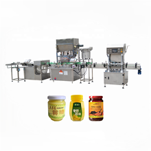 Full Automatic Multi-function YB-Jx6 6 head <strong>nozzle</strong> filling and capping machine for Yogurt <strong>Fruit</strong> Juice