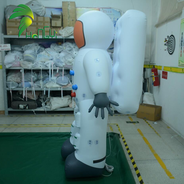 Hot sale inflatable astronaut model , inflatable spaceman for advertising