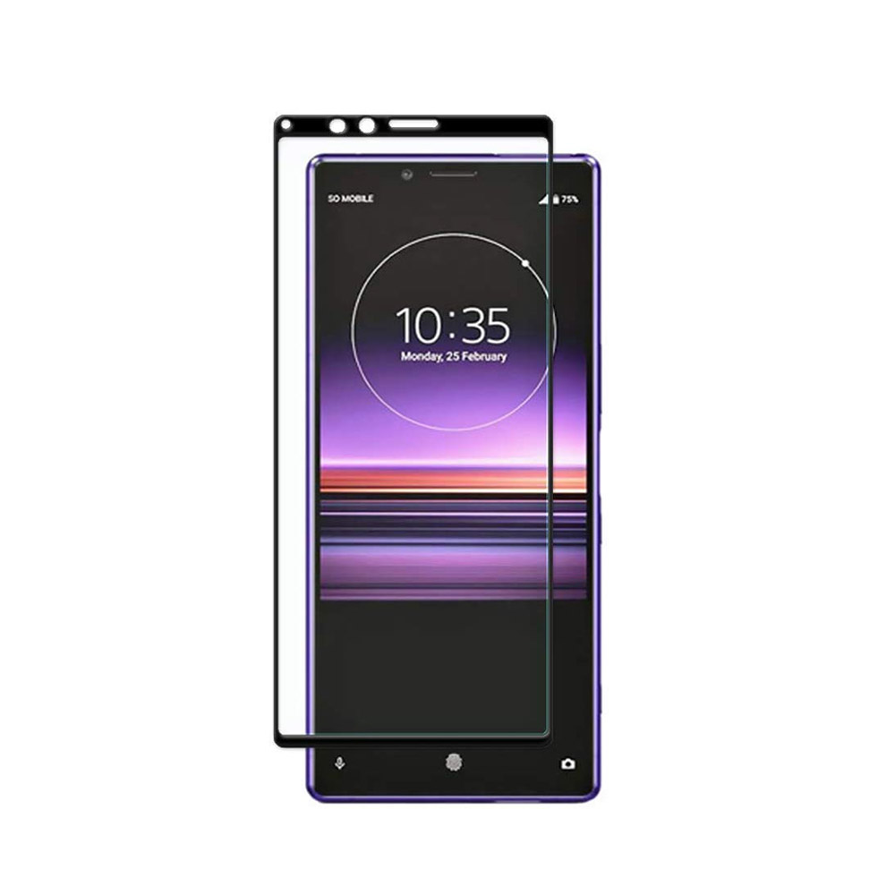 For Sony xperia <strong>1</strong> tempered glass screen protector