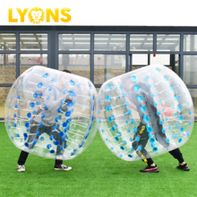 Lyons Popular Inflatable Bumper Ball Sport Game Inflatable Bubble Ball Fun Toys