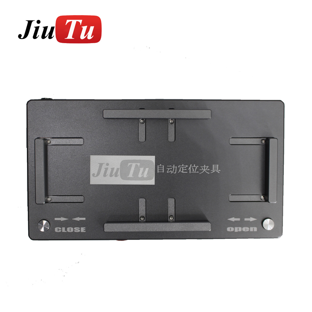 Jiutu Automatic Alignment Position Mold For Laser <strong>iPhone</strong> Back Cover Glass Remover Machine