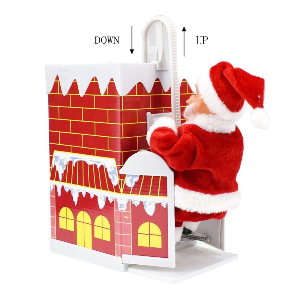 Wholesale 2020 New Arrival <strong>Christmas</strong> Rope Dog Toy <strong>Christmas</strong> Santa Claus Doll with Music Gift for Merry <strong>Christmas</strong>