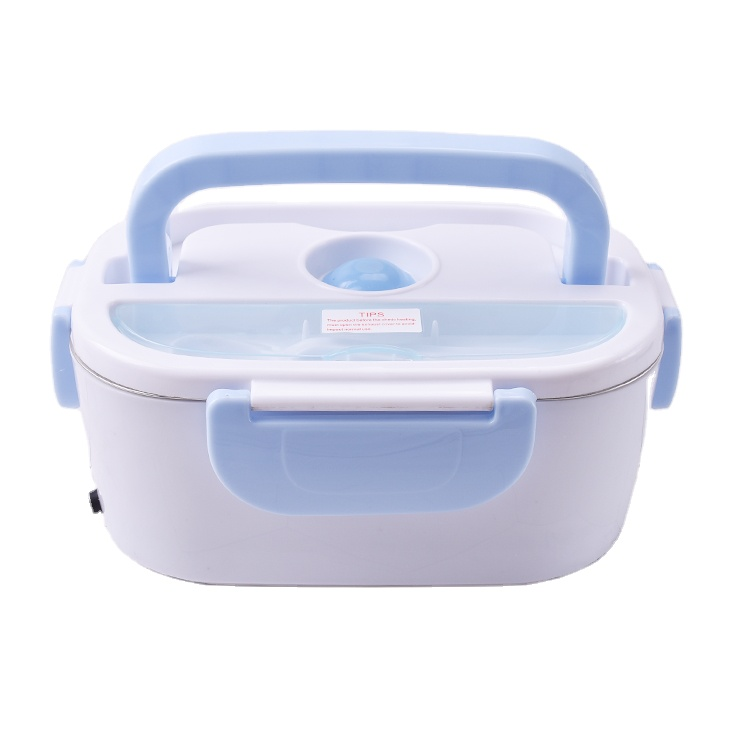 Home use food grade meal prep containers bento box 1.05 <strong>L</strong> portable lunch box 220V electric food warmer lunch box heater