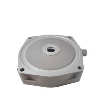 Densen customized Aluminum Gravity casting ,aluminum gravity die casting and machining valve cap, aluminum gravity die casting
