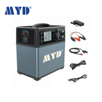 Quality assuredc MP400 solar portable power station generator
