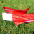 new outdooy toy 3D airplane kite for sale