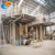 machining high efficiency glass furnace sodium silicate production
