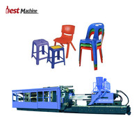 plastic chair injection molding making machine producer