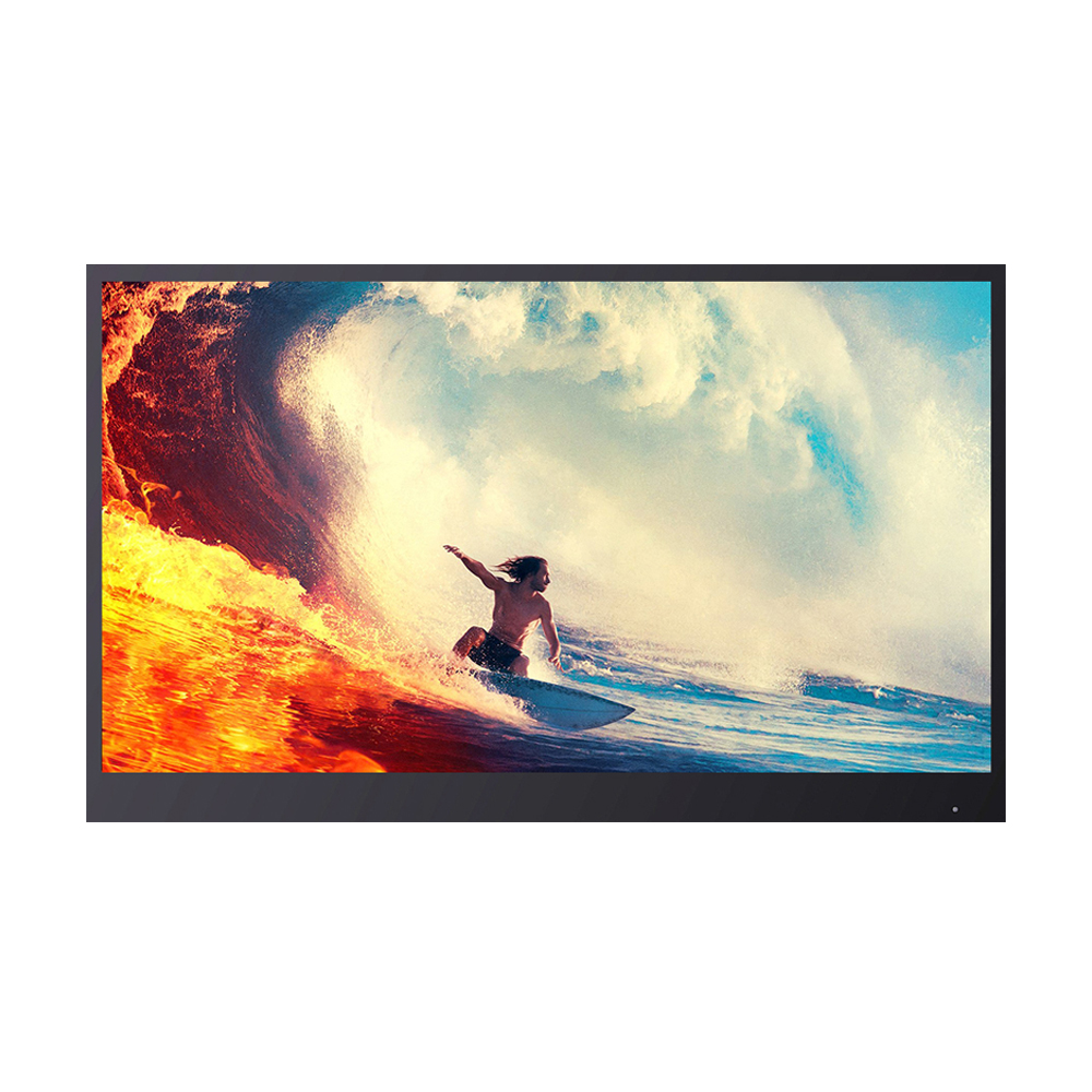 Free Shipping Soulaca 22 inches Black Smart Bathroom LED TV Waterproof SPA <strong>1080P</strong> Android 7.1