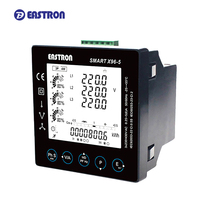 Smart X96-5F~J Three Phase Multifunction Measurements Power Factor Meter RS485