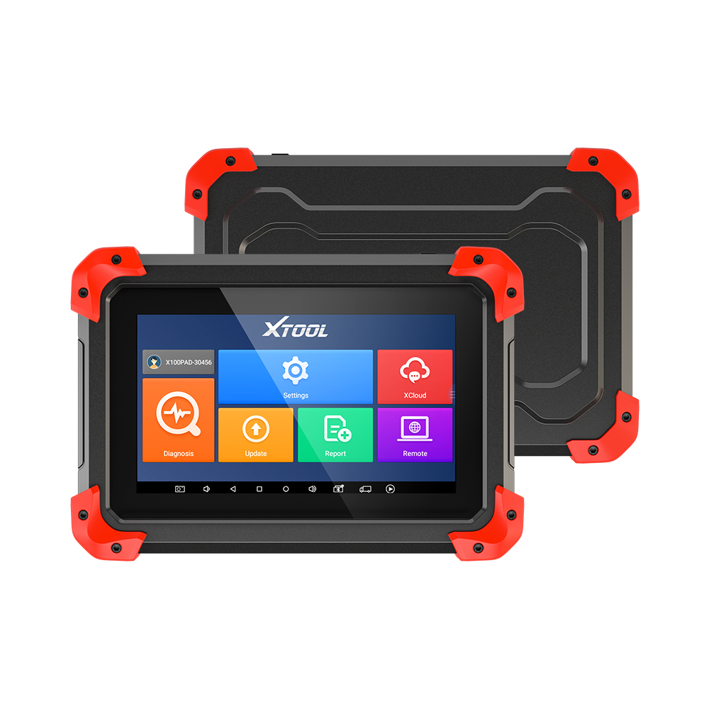 Original XTOOL X100 PAD Diagnostic Tool <strong>X</strong>-<strong>100</strong> <strong>X</strong> <strong>100</strong> Auto Key Programmer Odometer Adjustment Same As X300 Plus Pro Update Online