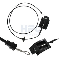 Auto Hood Release Cable Bonnet Cable F2TZ16916A for FORD BRONCO FORD F SUPER Duty F-150 F-250 F-350
