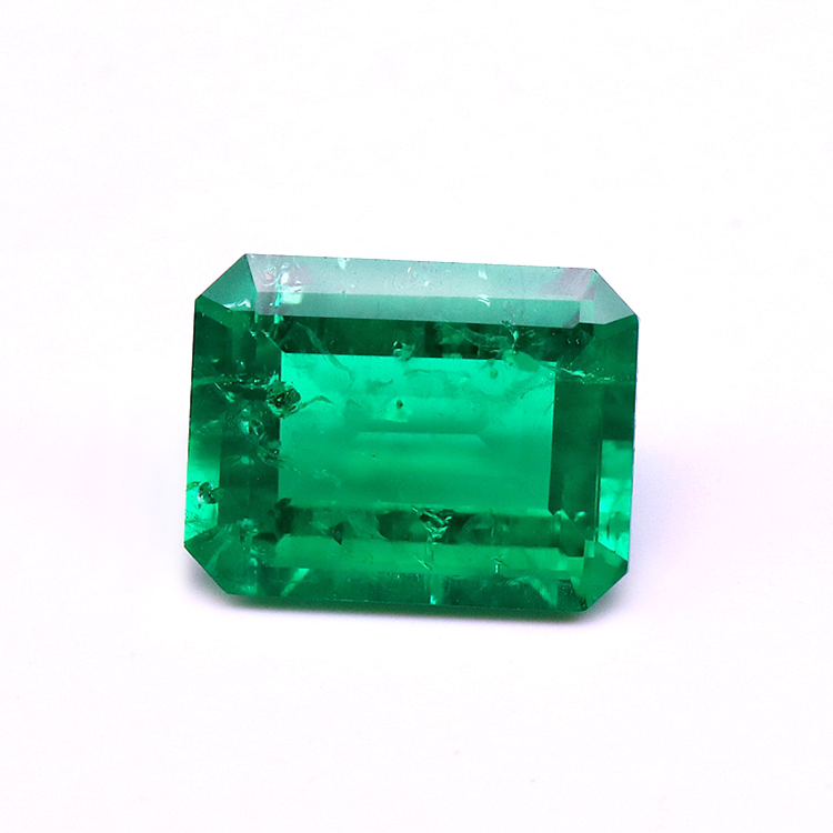 Wholesale quality Emerald <strong>Cut</strong> Colombia emeralds Stone