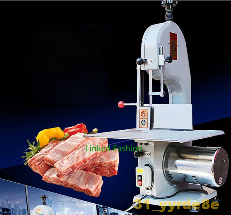 electric industrial stainless steel bone saw cutter meat band saw cutting machine price electric