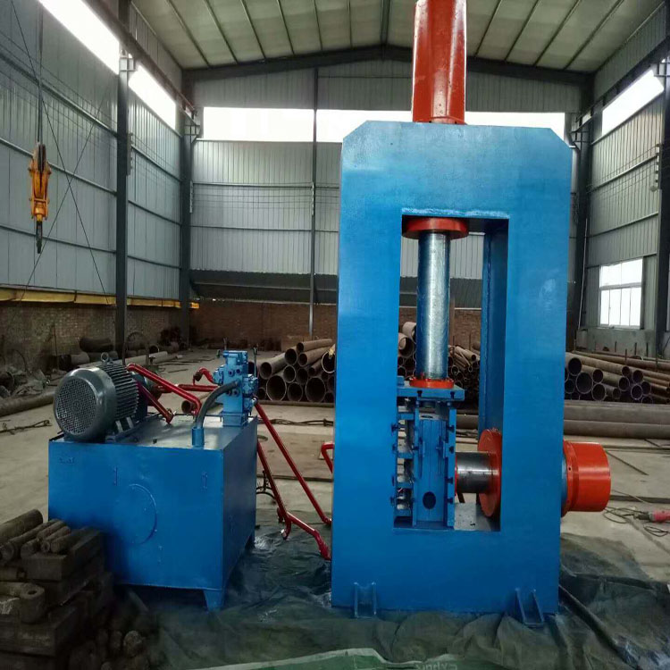 100T Four column type hydraulic press machine for elbow calibration